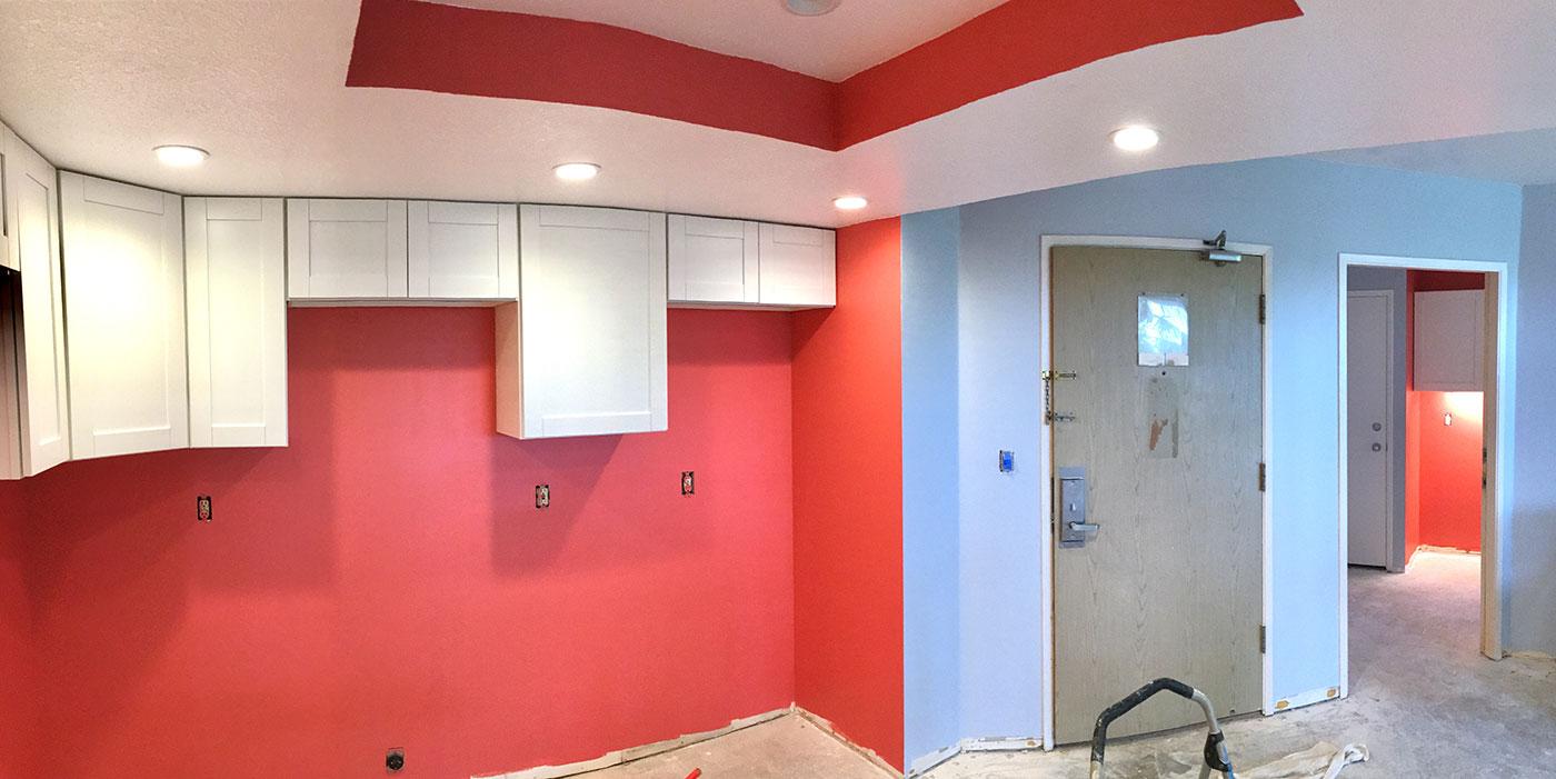 Renovations are Underway!