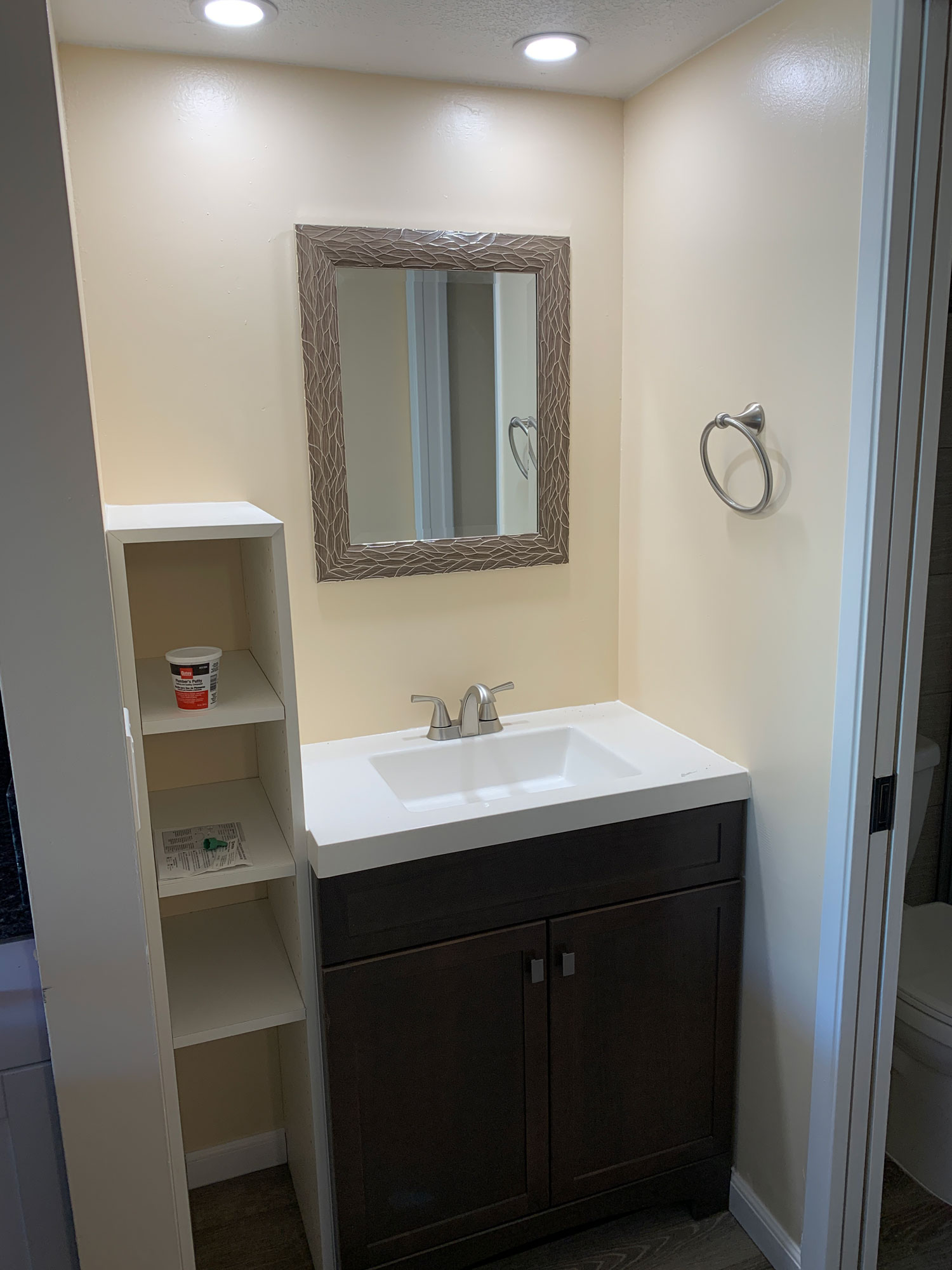 Vanities are in!